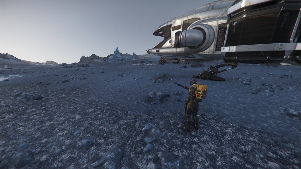 Star Citizen: Prospecting